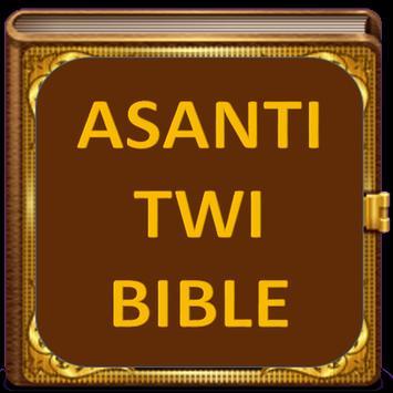 TWI BIBLE (GHANA) poster