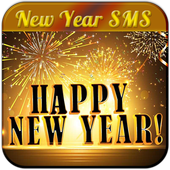 Happy New Year Wishes SMS icon