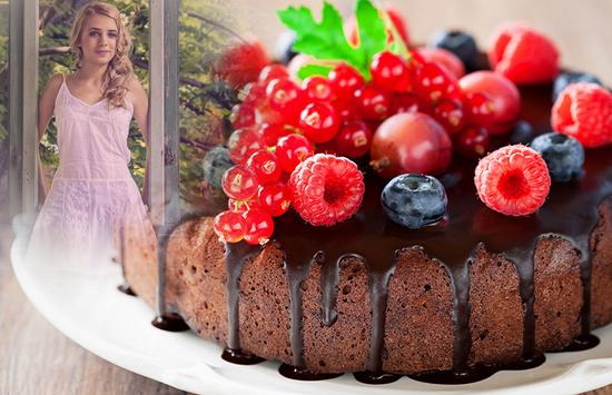 Cake Photo Frames apk screenshot