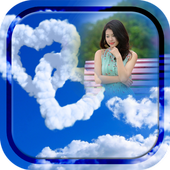 Cloud Photo Frame icon