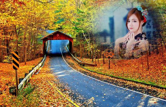 Autumn Photo Frames apk screenshot