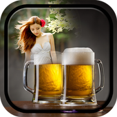 Beer Photo Frames icon