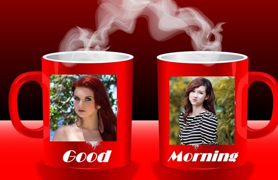 Good Morning Photo Frame apk screenshot