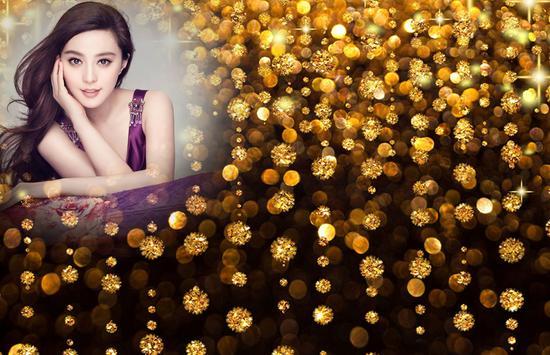 Glitter Photo Frames poster