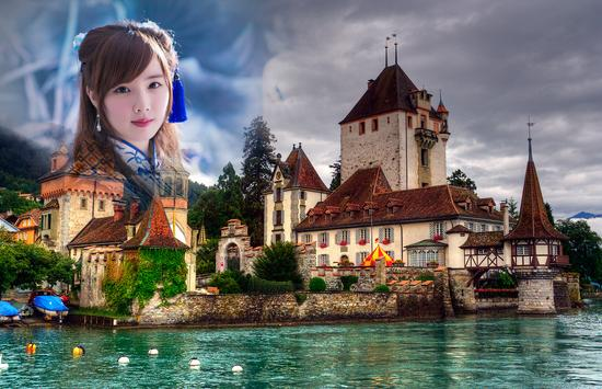 Dream Castle Photo Frames apk screenshot