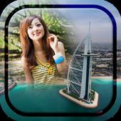 Dubai Photo Frame icon