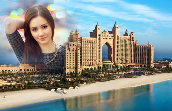 Dubai Photo Frame apk screenshot
