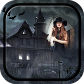 Haunted House Photo Frames icon