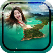 Island Photo Frames icon