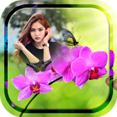 Orchid Photo Frames icon