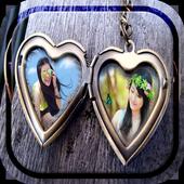 Love Locket Photo Frames icon