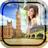 London Photo Frames icon