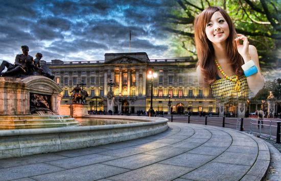 London Photo Frames apk screenshot