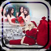 Santa Clause Photo Frames icon