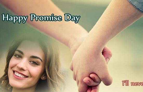 Promise Day Photo Frames screenshot 1