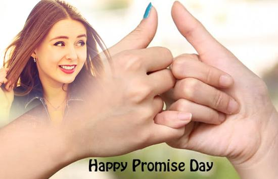 Promise Day Photo Frames screenshot 2