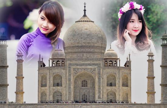 Tajmahal Photo Frames apk screenshot