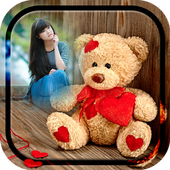 Teddy Bear Photo Frame icon