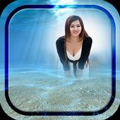 Under Water Photo Frames icon
