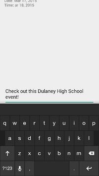Dulaney Events apk screenshot