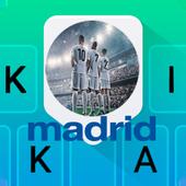 Keyboard Madrid keys icon