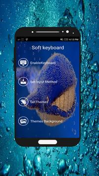 Blue Whale Keyboard Pro poster