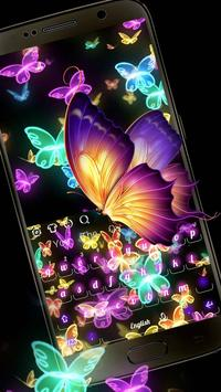 Butterfly flying live video theme screenshot 1