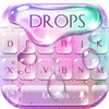 Colorful Water keyboard icon