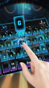 Super car keyboard apk screenshot
