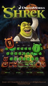 Shrek Keyboard ポスター