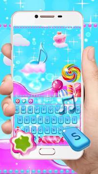 Candyland Music Keyboard poster