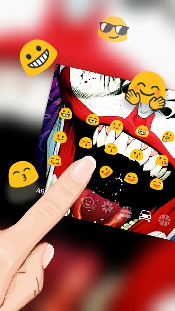 Smile Clown Joker Keyboard For Android Apk Download