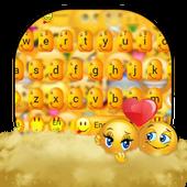 Cute Face Emoji icon