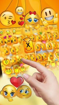 Cute Face Emoji screenshot 2