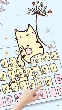 Fly Cute Kitty apk screenshot