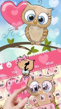 Cute Owl screenshot 1