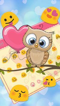 Cute Owl screenshot 2