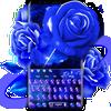 Clavier Enchantress Bleu icône