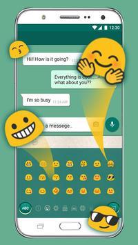 Keyboard  Theme For Chatting screenshot 2