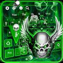 Cool Metal Skull keyboard APK