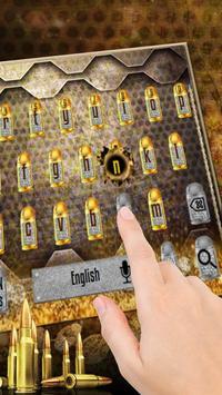 Golden bullet keyboard apk screenshot