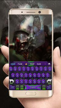 Warriors of Gospel Keyboard apk screenshot