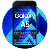 Keyboard Theme for Galaxy A5 icon