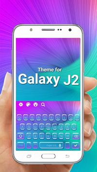 Keyboard Theme For Galaxy J2 poster