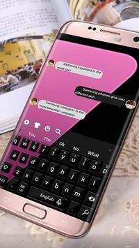 Keyboard for Galaxy S7 screenshot 2