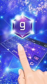 Glaring Crown keyboard apk screenshot