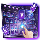 Electric Screen Keyboard Theme APK