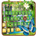 Magical Forest Keyboard Theme APK