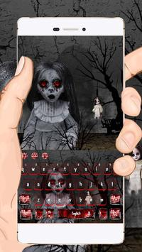 Horrible Bloody Mary Keyboard poster