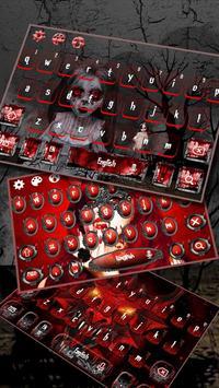 Horrible Bloody Mary Keyboard screenshot 2